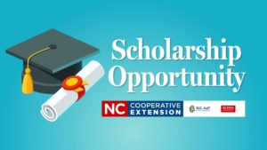 Cover photo for North Carolina Cooperative Extension Administrative Professionals Association Herter-O'Neal Scholarship