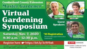 Cover photo for Extension Master Gardener Volunteer Association Symposium